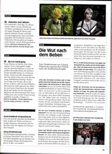 RADIOACTIVISTS in Greenpeace Magazin